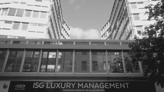 L'ISG Luxury Management va pouvoir de nouveau, vous accueillir !